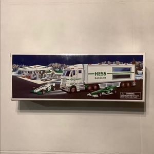 Hess Toy Truck & Race Cars 2003 New
